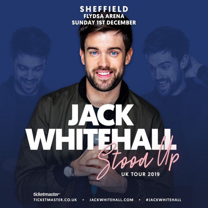 Jack Whitehall tickets up for grabs in CAMHS  fundraiser