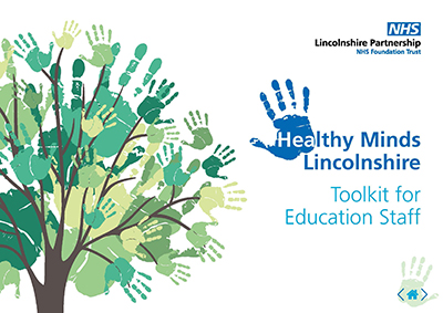 Cover of Healthy Minds toolkit
