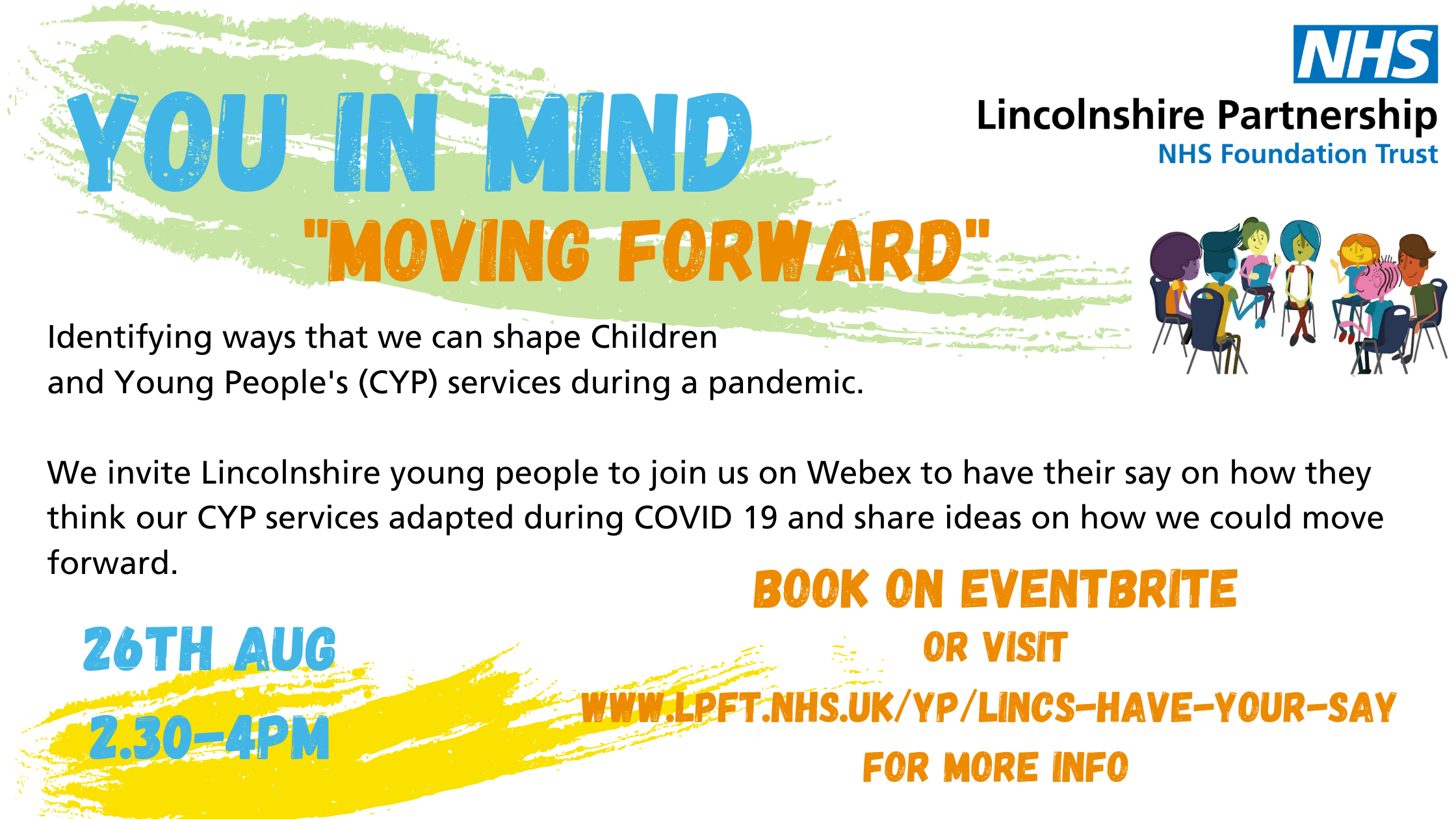 'You in Mind' Participation Event