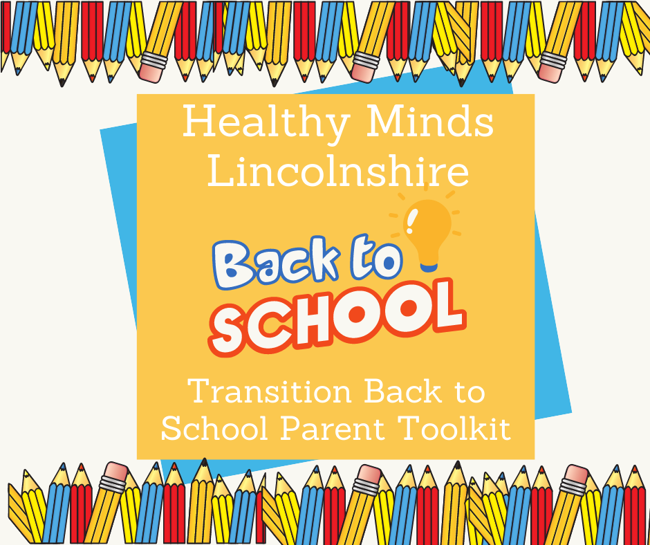Healthy Minds Transition to School Parent Toolkit