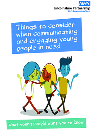 Cover of CAMHS crisis leaflet for emergency professionals.jpg