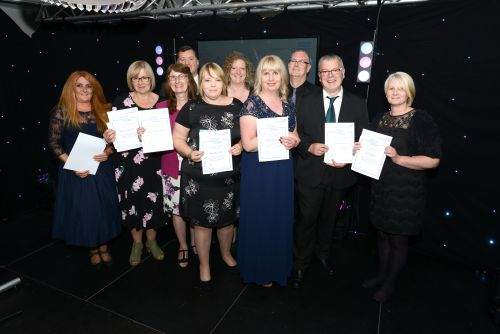 Long Service Awards - 30 years - 2019